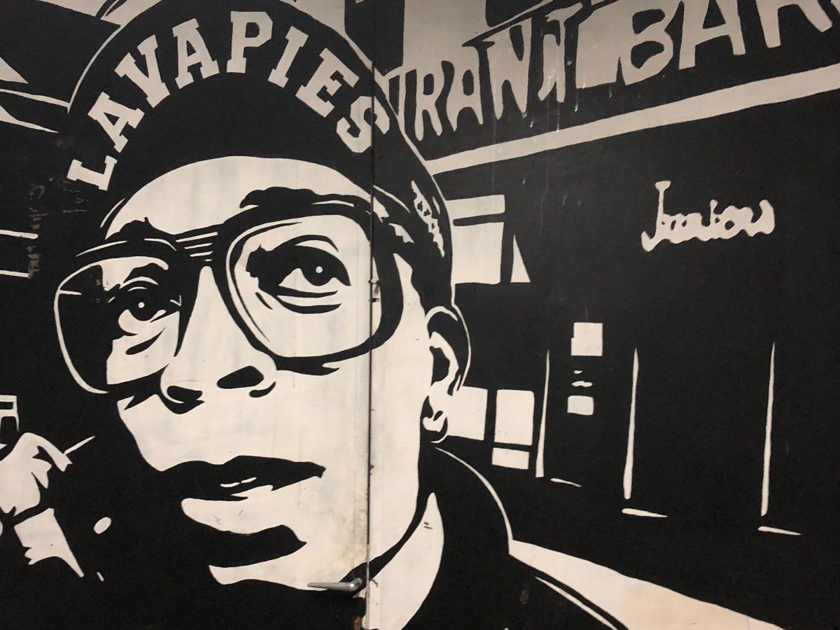Los subterráneos de La Tabacalera esconden un secreto graffitero