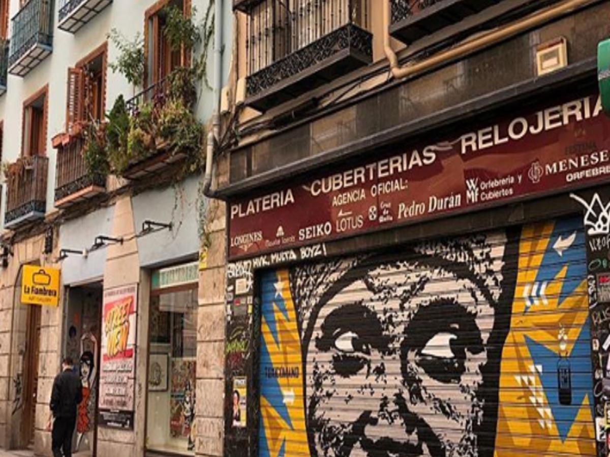 Malasaña Experience…: De ruta por el barrio más hipster