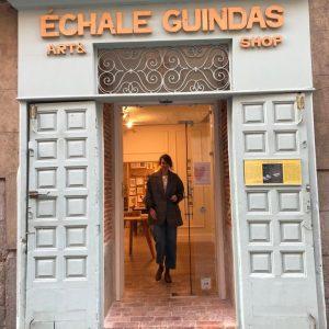 Échale Guindas en el barrio de Chueca