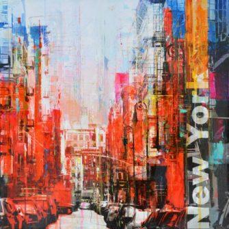 Arte contemporáneo en Nueva York