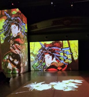Van Gogh Alive – The Experience + Museo Chicote