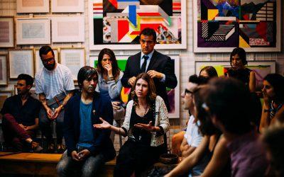 Los intercambios de idiomas en Madrid