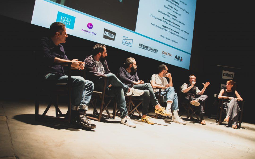 Another Way Film Festival y Ciudad de Madrid Film Office celebran la formación para cineastas «Producir de manera sostenible es posible»