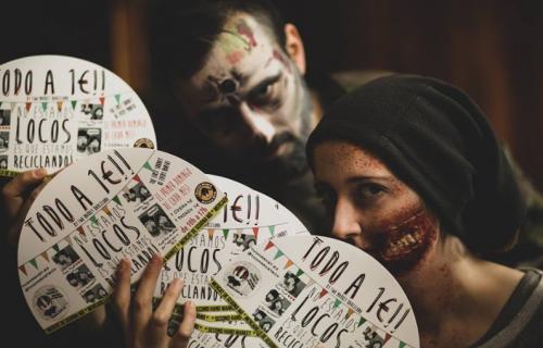 Todo a 1€!: Zombie Market