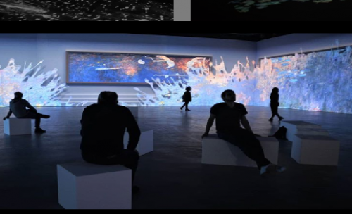 Monet: La Experiencia Inmersiva