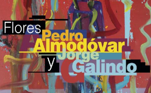 Flores. Pedro Almodóvar y Jorge Galindo