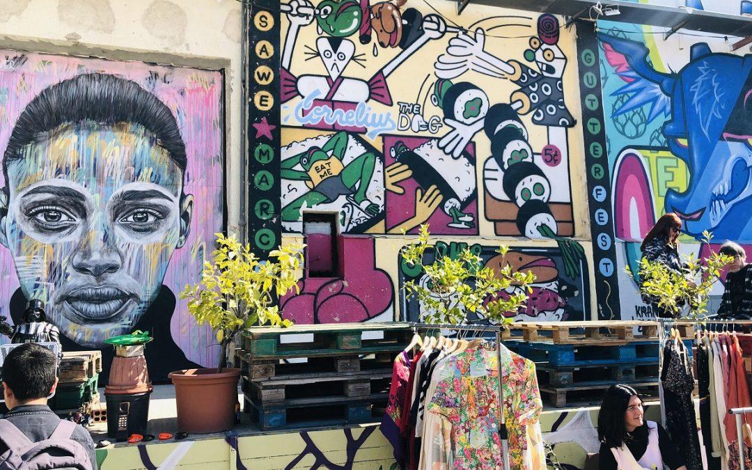 Barcelona Vintage Market: algo más que un mercadillo