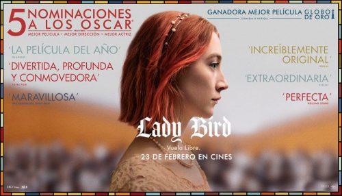 Cine FNAC: «Lady Bird»